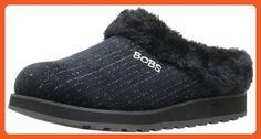 Skechers Women's Keepsakes Snuggle Bug Sneaker,Black/Black,6 M US - Slippers for women (*Amazon Partner-Link)
