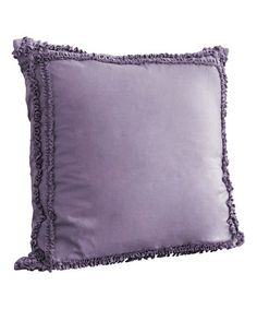 Loving this Hyacinth Neveah Euro Sham on #zulily! #zulilyfinds