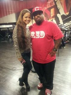 The Voice social media correspondent with CeeLo Green. #TheVoice