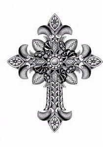 Zentangle Cross - - Yahoo Image Search Results