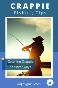 Where do you find crappie? Is there a best time to find them? What lures should you use? This is our ultimate guide to crappie fishing. We help you up your skills to reel in more crappie. Crappie Fishing Tips, Fishing 101, Gone Fishing, Best Fishing, Trout Fishing, Fishing Quotes, Fishing Rods, Carp Fishing, Fishing Tackle