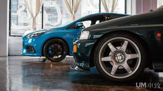 When Ford Focus RS met Escort RS Cosworth