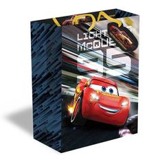 Disney Cars 24x w// Box Self Ink Stamps Birthday Party Favors Bag Filler Supplies
