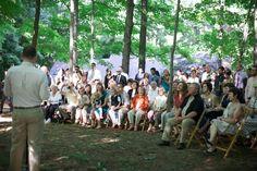 Backyard Casual Wedding