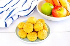 Baby Led Weaning Muffins Apple Banana Carrot | Food Recipes