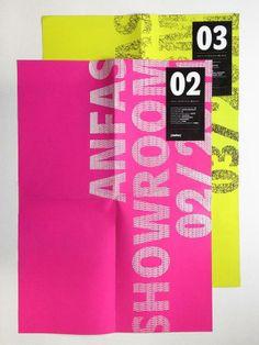 AnFas Showroom (Newsletter) by Petr Knezek, via Behance Newsletter Design, Graphic Design Studios, Showroom, Behance, Design Inspiration, Activities, Magazine, Random, Fun