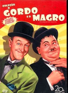 Laurel and Hardy were a comedy double act during the early Classical Hollywood era of American cinema. The team was composed of thin Englishman, Stan Laurel . Laurel Et Hardy, Stan Laurel Oliver Hardy, Mejores Series Tv, Comedy Duos, Comedy Films, Classic Jazz, Classic Comedies, Delon, Old Time Radio