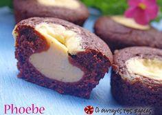 Cupcakes με τυρί κρέμα