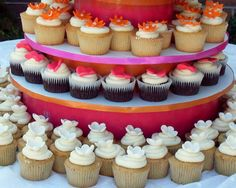 Wedding Cupcake Flavors