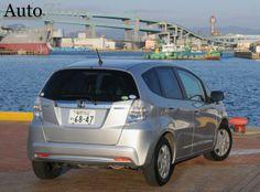 Honda Jazz (en Japón!)