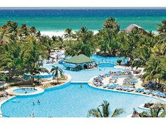 TRYP Cayo Coco 20 takes off #airbnb #airbnbcoupon #cuba