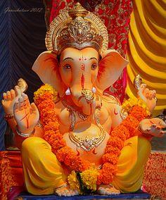 Ganpati Bappa Morya. #Mumbai