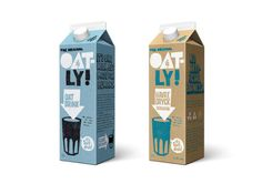 Forsman & Bodenfors — Oatly Rebranding #3
