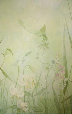 Wandlungen: galerie: Wandbespannung