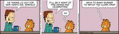 Garfield by Jim Davis for Dec 30, 2017 | Read Comic Strips at GoComics.com