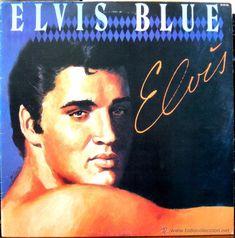 ELVIS PRESLEY: ELVIS BLUE (RPL-8258), RCA JAPAN PRESSING 1984 / **MUY RARO Y DIFÍCIL DE CONSEGUIR***