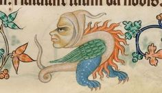 Groteskology: The Grotesques of the Luttrell Psalter