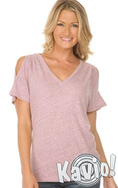 c8cd4c4d94c0b trendy dolman sleeve deep v neck women s top with shoulder slits