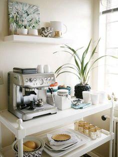 Creating a Home Coffee Bar