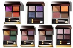 Tom Ford Beauty 2019 Eye Quads Naked Palette, Eyeshadow Palette, Eye Palettes, Tom Ford Beauty, Swatch, Beautiful