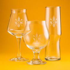 BREWER'S GLASS SET (3 PACK) – Craft Beer & Brewing Shop