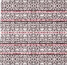 """Tiki inspired pattern """"black and white and red all tiki"""" available on multiple products"""