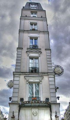 Hotel Eiffel Trocadéro, 35 Rue Benjamin Franklin, Paris XVI
