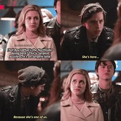 3 Things You Can Do To A Woman Bugheads most important moment. Even bigger than the inevitable sex that would occur. Bughead Riverdale, Riverdale Archie, Riverdale Funny, Riverdale Memes, Betty Cooper, Alice Cooper, Obsessed Girlfriend, Betty And Jughead, Archie Comics