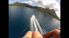Bora Bora Parasailing Parasailing, Bora Bora, Search And Find, Let's Have Fun, French Polynesia, Movies Showing, Nature Photos, Surfboard, Documentaries