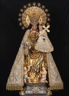 57 Ideas De Asociaciones De La Virgen Virgen Imágenes Religiosas Virgen María