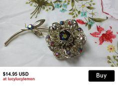 #vtpassion#brooch#vogueteam#ecochicteam #canteam#VFinds#etsy#vintage#jewelry