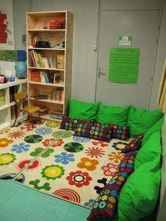 Ministério Infantil: decoração de sala