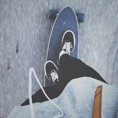 I love longboards