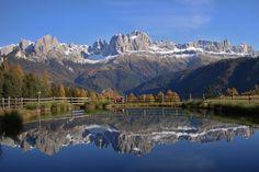 Rosengarten  |  Dolomits
