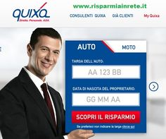 #assicurazione online #quixa