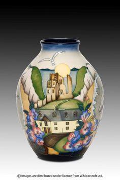 Moorcroft Pottery A Walk Through Time Designer Rachel Bishop