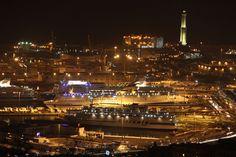Genova City, Italy
