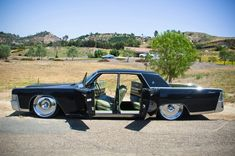 1965 Lincoln Continental...nice Lincoln for my buddy M. Palumbo...and hot rod girl M.P...