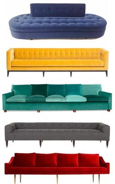 Supersized Style: Extra Long Sofas — Apartment Therapy Shopping Guide