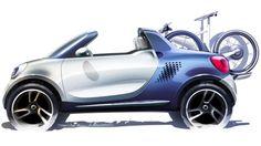 I love this! I want a smart car!