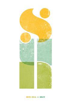 'Sun' Graphic Print | Flickr: Intercambio de fotos