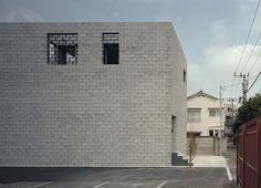 Airscape Architect's Studio - 701 house, Kobe 2010