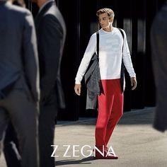 Thorben Gartner for Z Zegna Spring Summer 2016