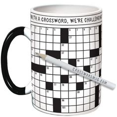 18 Across: Lots of goodies to make your favorite cruciverbalist smile.