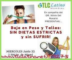 Bajar de peso sin dietas estrictas y sin sufrir!! http://www.tlclatino.net/5132731 #adelgazar #salud #libertad #vida