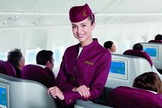 Qatar Airlines Cabin Crew