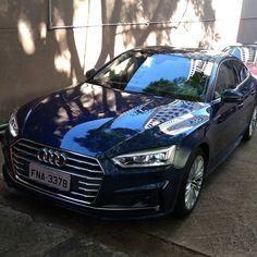 Novo #A5 promete entregar o que de mais moderno a #Audi oferece hoje. Essa é a configuração de 252 cv. Gostou? #sedancoupe #audiA5 #carros #cars #coches #instacar #uolcarros #uol