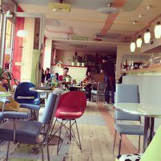 Photo by niznan - cafe Kaaba,Prague