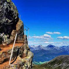 Romsdalseggen Norway