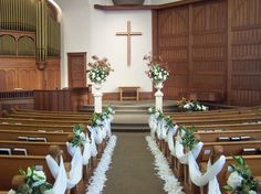 Aisle Markers Aisle Runner Indoor Ceremony Wedding Ceremony Photos & Pictures - WeddingWire.com